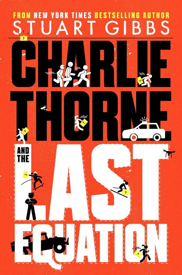 Cover art for 'Charlie Thorne and the Last Equation'