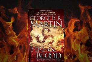 GRRM Fire & Blood