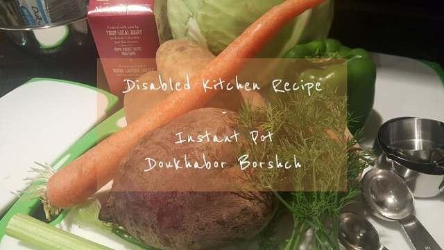 Instant Pot Recipe Doukhabor Borshch Image Jules Sherred