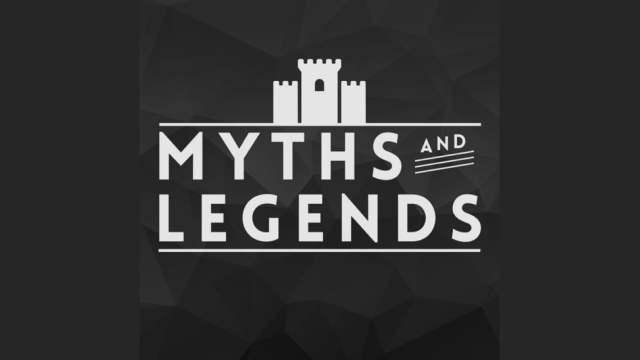 Myths and Legends podcast logo