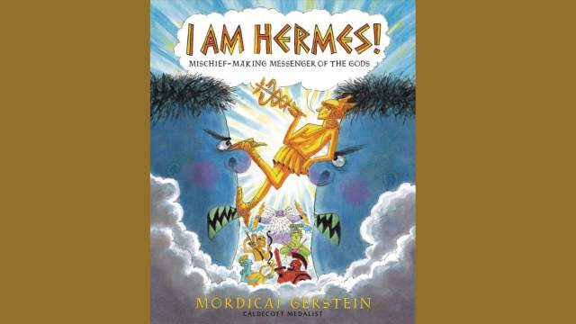 I Am Hermes picture book