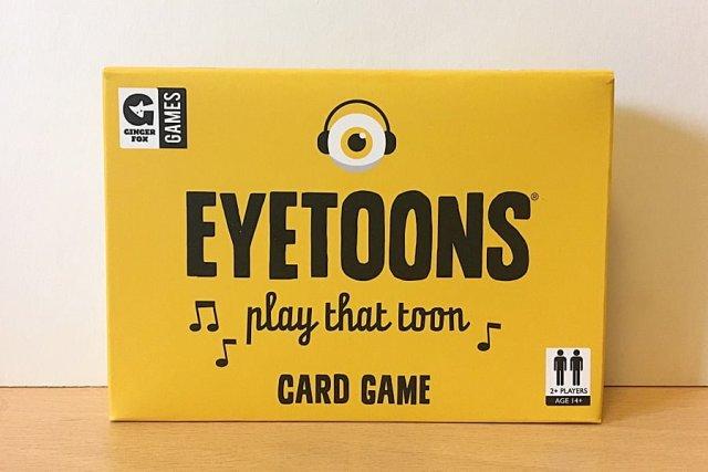 Eyetoons, Image: Sophie Brown