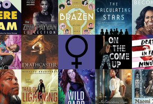 GeekMom's International Women's Day 2019 Reading List, Image: Sophie Brown, Covers by Publishers as Noted in Captions