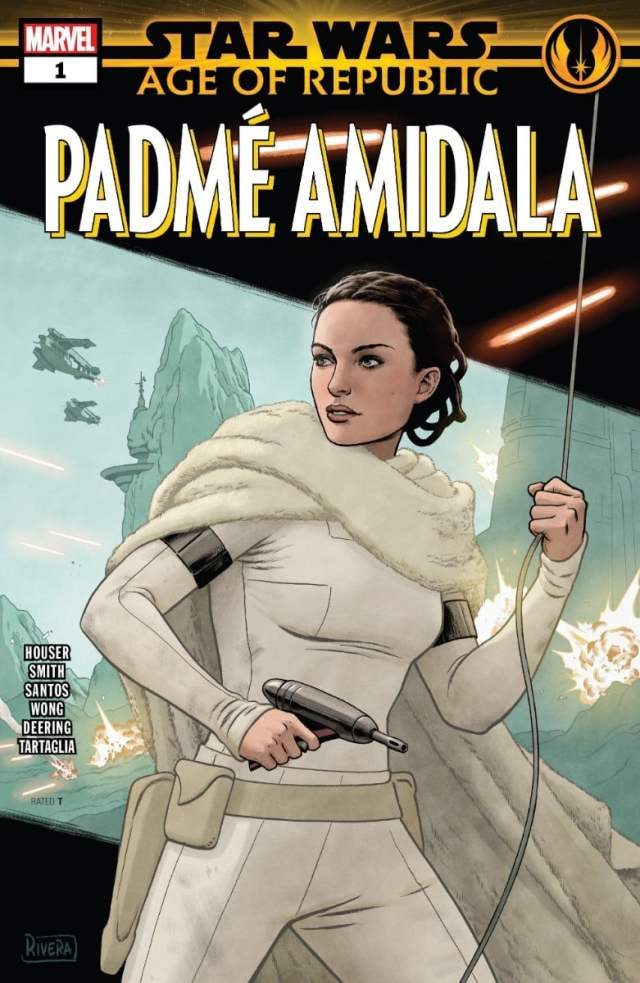 Star Wars Age of the Republic Padme Amidala #1