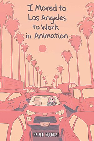 I Moved to Los Angeles to Work in Animation, Image: BOOM! Box