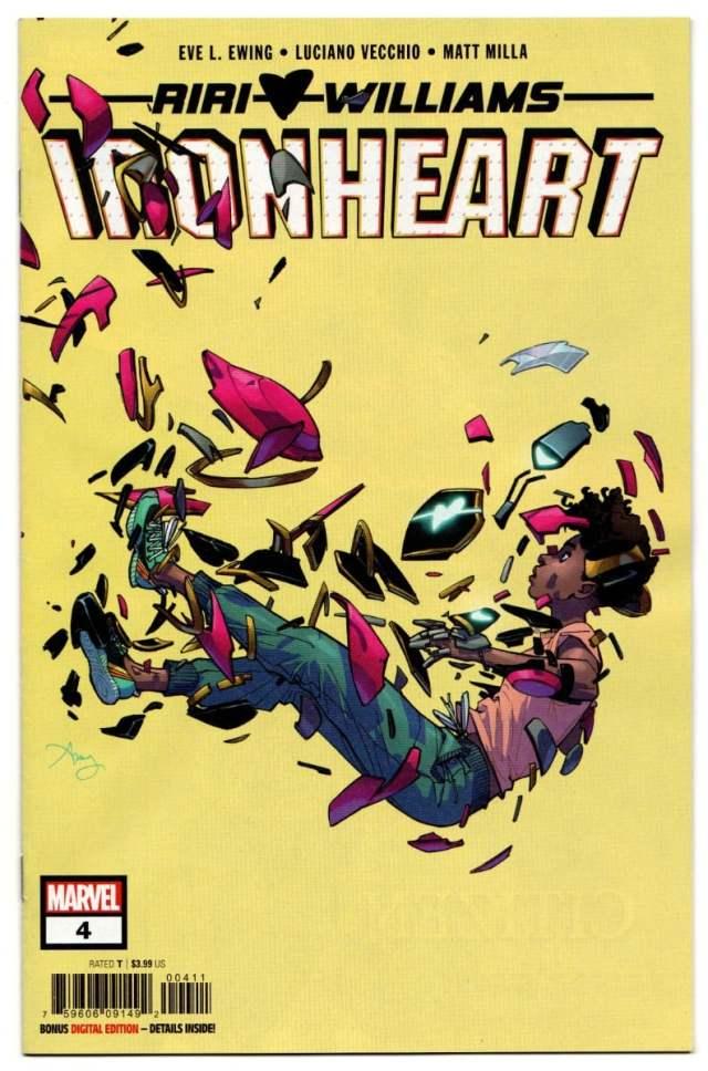 Ironheart #4