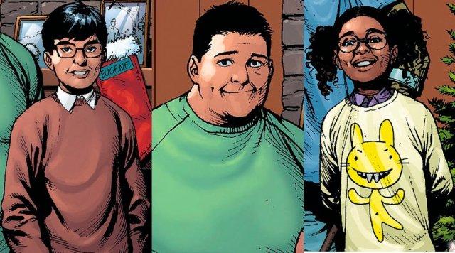 Shazam! DC Comics