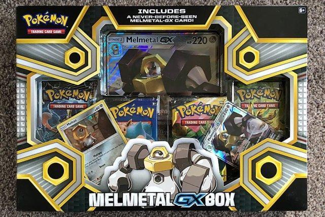 Melmetal-GX Box, Image: Sophie Brown