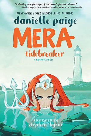 Mera: Tidebreaker, Image: DC Publishing