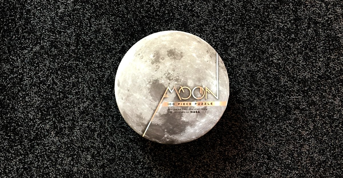 Moon Puzzle Box, Image: Sophie Brown