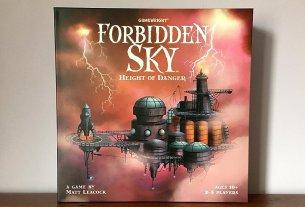 Forbidden Sky, Image: Sophie Brown
