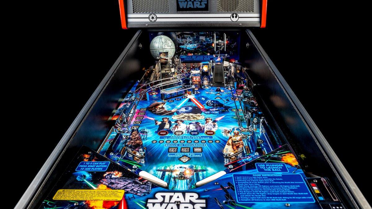 Star Wars Stern Pinball