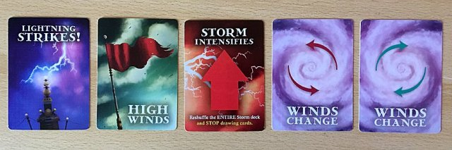 Storm Cards, Image: Sophie Brown