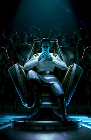 Thrawn: Treason Convention Exclusive Cover, Image: Penguin Random House