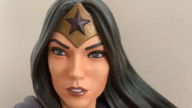 Wonder Woman Jenny Frison