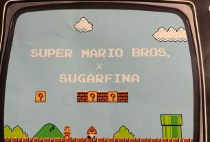 Sugarfina plus Nintendo