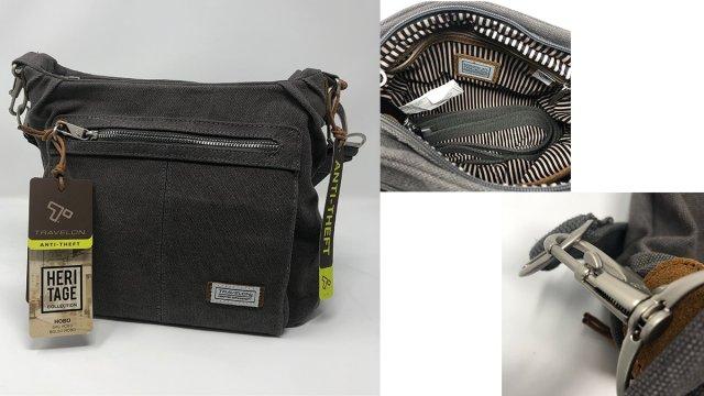 Travelon Hobo Bag Review