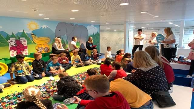 LEGO Education: Rebuild The World