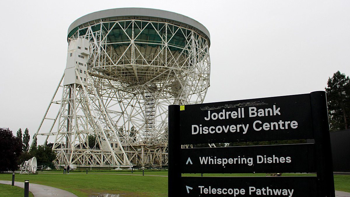 Jodrell Bank Discovery Centre, Image: Sophie Brown