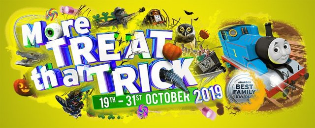 More Treat Than Trick, Image: Drayton Manor
