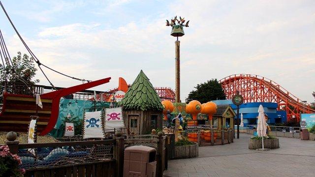 Nickelodeon Land After Closing, Image: Sophie Brown