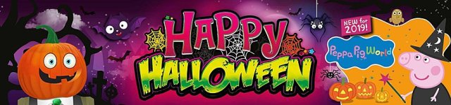 Spooktacular Halloween, Image: Paulton's Park