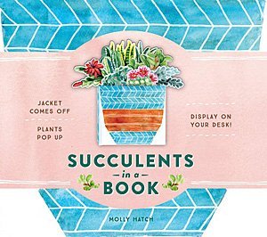 Succulents in a Book, Image: Abrams