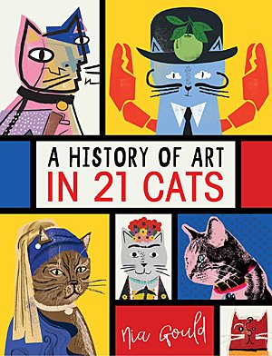 A History of Art in 21 Cats, Image: Andrews McMeel Publishing