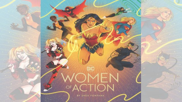 DC Women of Action