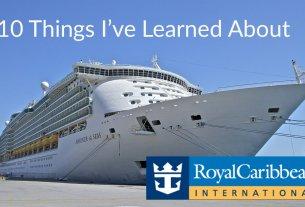 Royal Caribbean Mariner of the Seas Cruise Ship