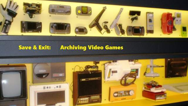 archiving video games