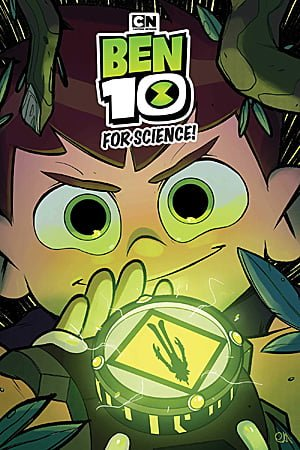Ben 10: For Science! Image: Boom