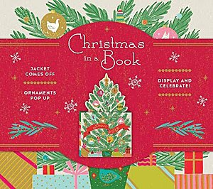 Christmas in a Book, Image: Abrams Noterie