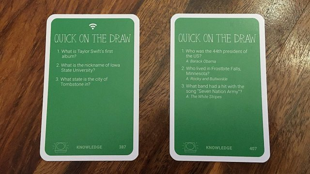 Quick on the Draw Cards, Image: Sophie Brown
