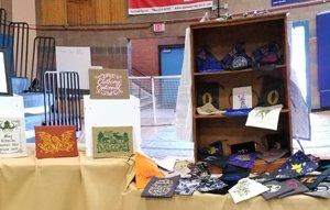Stall, Image: Celtic Frog Crafts