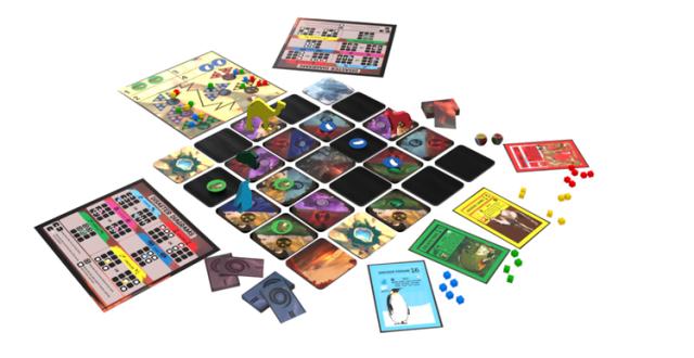 Kickstarter Tremor components