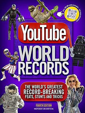 YouTube World Records, Image: Carlton Books