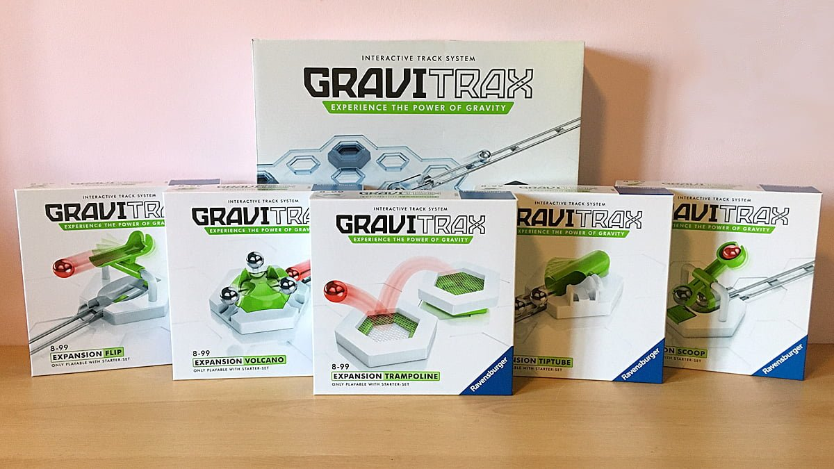 Gravitrax Expansions, Image: Sophie Brown