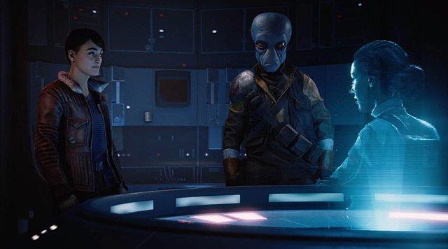 Zay and Shriv, Image: EA Games