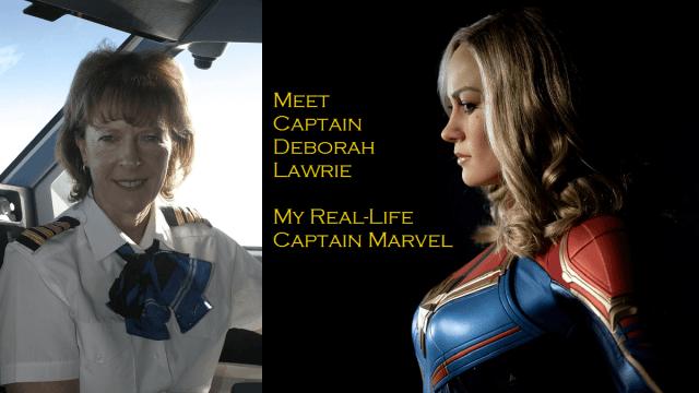 Captain Deborah Lawrie