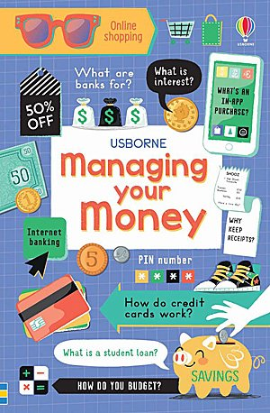 Managing Your Money, Image: Usborne