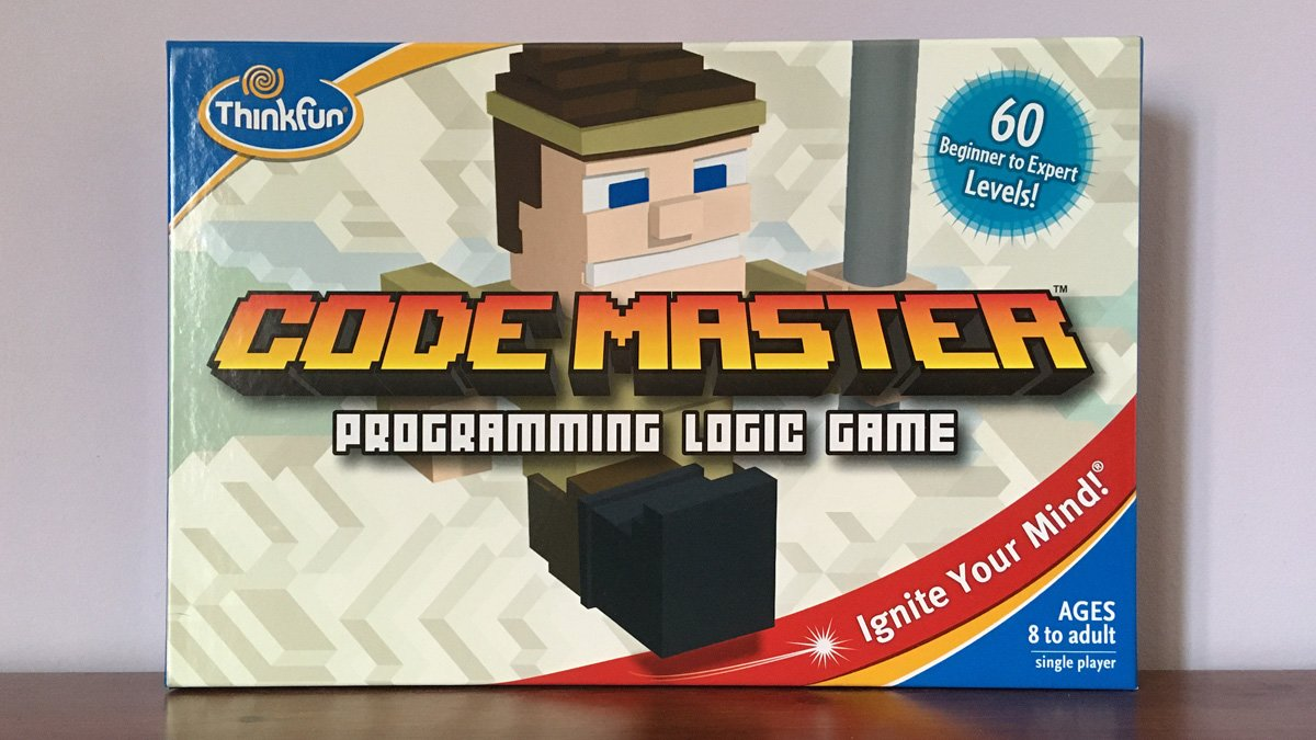 ThinkFun Code Master, Image: Sophie Brown