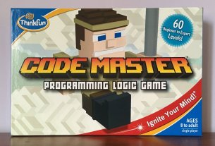 ThinkFun Code Master, Image: Sophie Brown