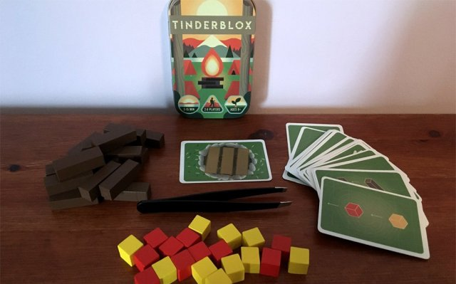 Tinderblox Components, Image: Sophie Brown