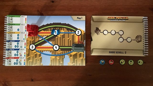 Level 21 Code Master Puzzle Ready to Solve, Image Sophie Brown