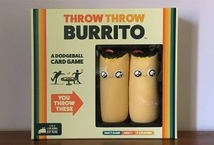 Throw Throw Burrito, Image Sophie Brown