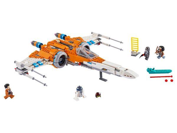 LEGO 75273 Poe Dameron's X-Wing