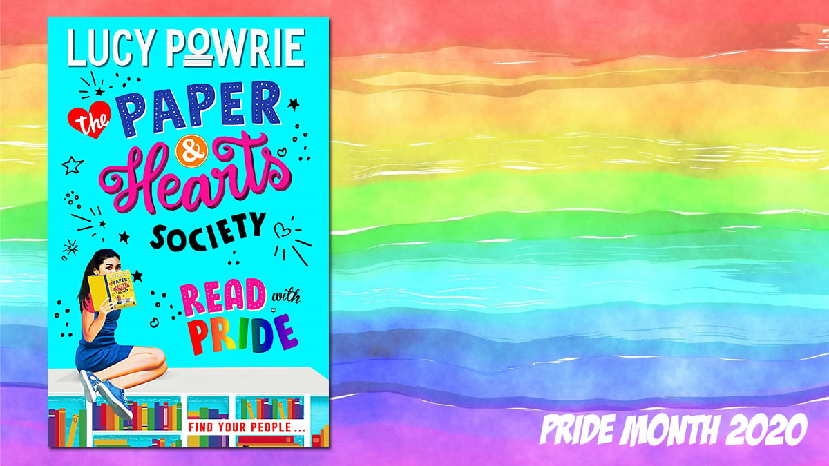 Pride Month Read with Pride, Image Hachette Children's