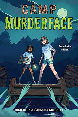 Camp Murderface, Image HarperCollins
