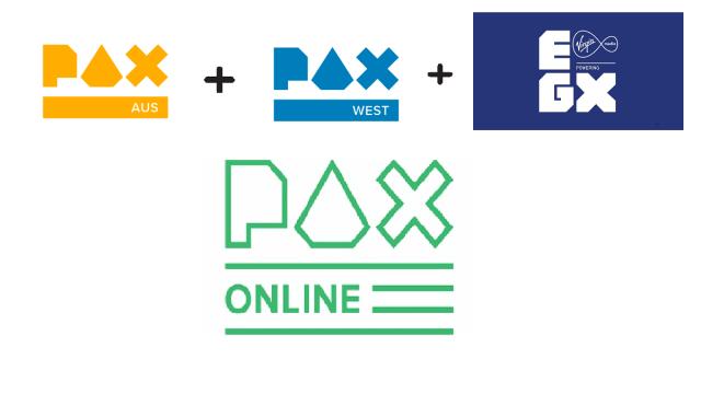 PAX Aust + PAX West = PAX Online